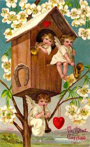Valentine Greetings...