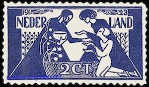 Jan Toorop 1923, The Netherlands