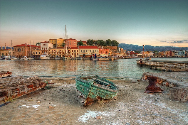 Chania Venetian Harbour