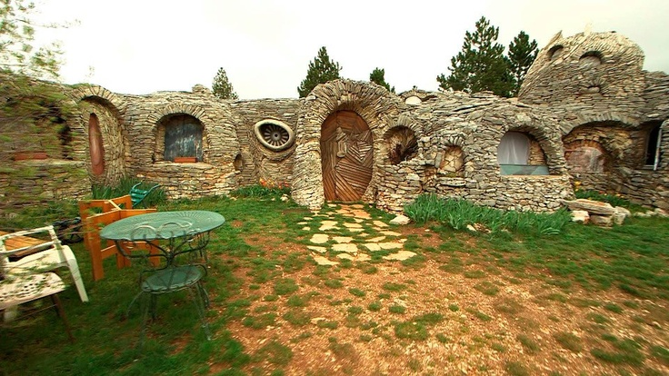 Les 13 meilleures images propos de l originalit des - Maison originale a renover pontevedra ...