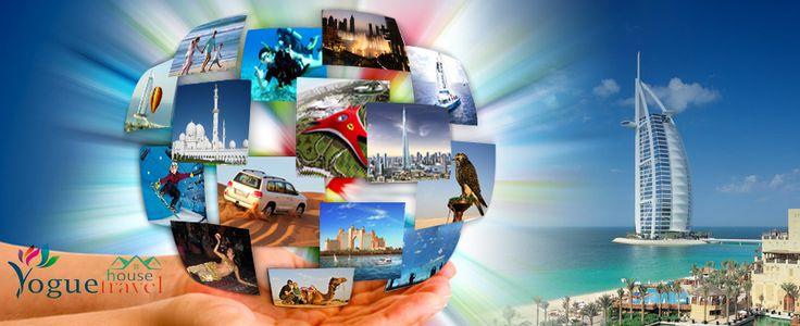 Dubai Tour Packages | Book Dubai Packages