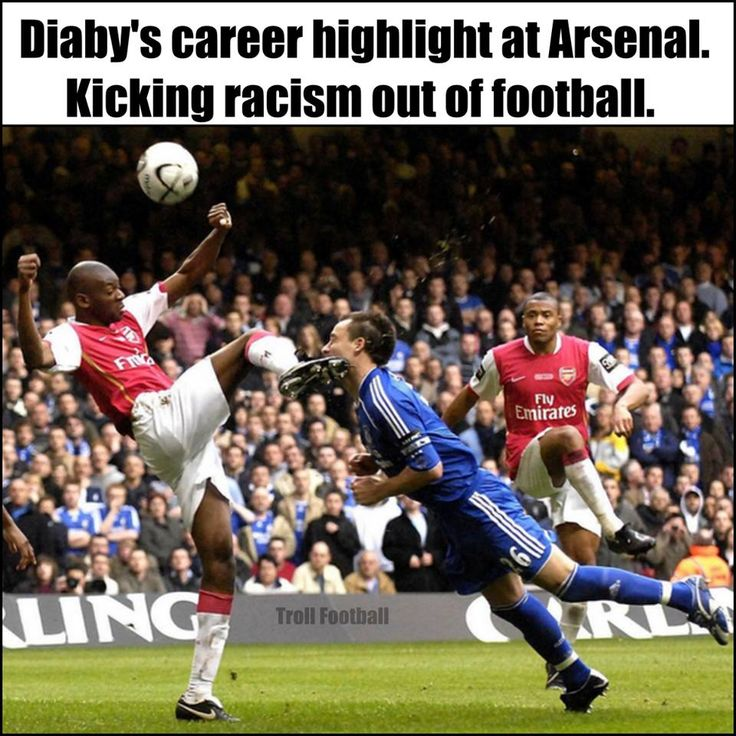 Abou Diaby has left Arsenal after spending 9 years in hospital.