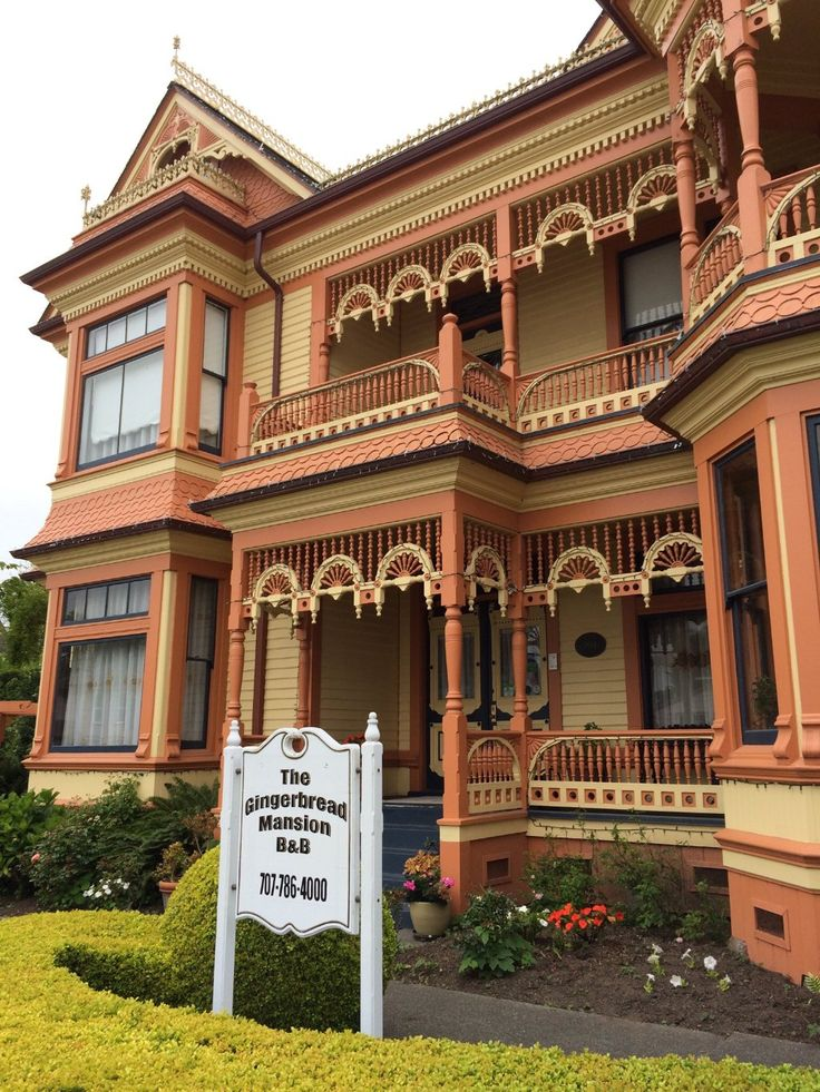 The Victorian Village of Ferndale (CA)
