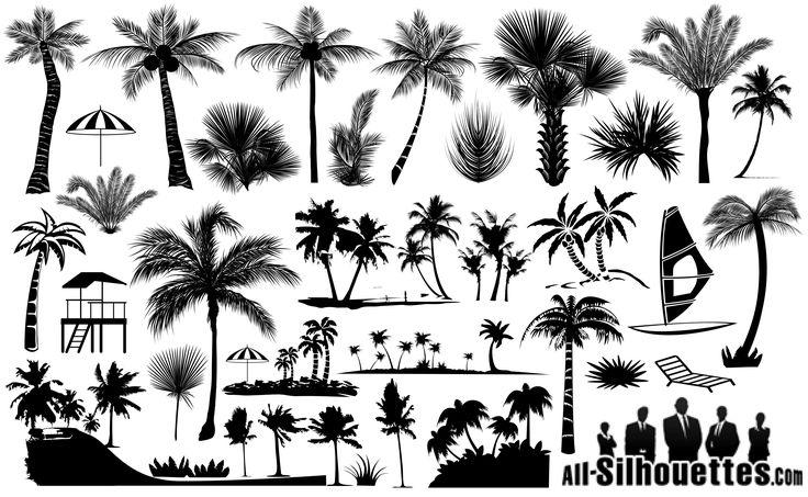 palm-trees-silhouettes.jpg (3594×2213)