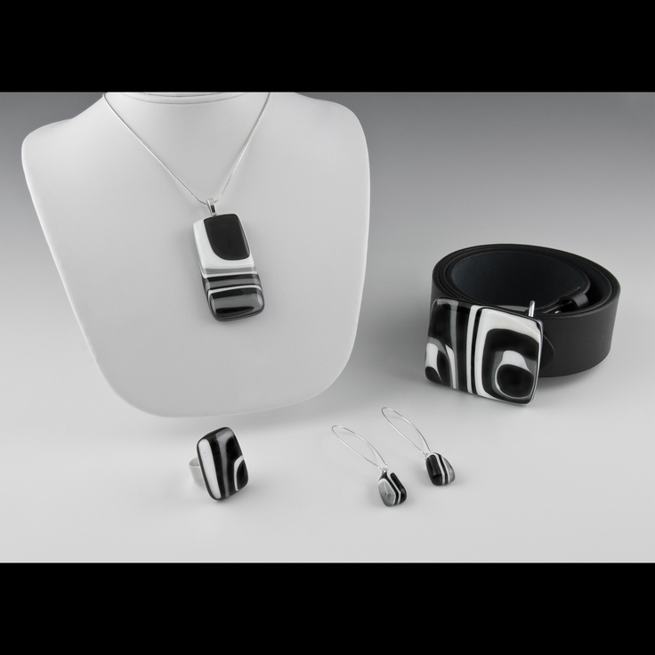 Miss Olivia's Line fused glass jewelry by Miss Olivia's Line - additional items are posted at http://facebook.com/missoliviasline