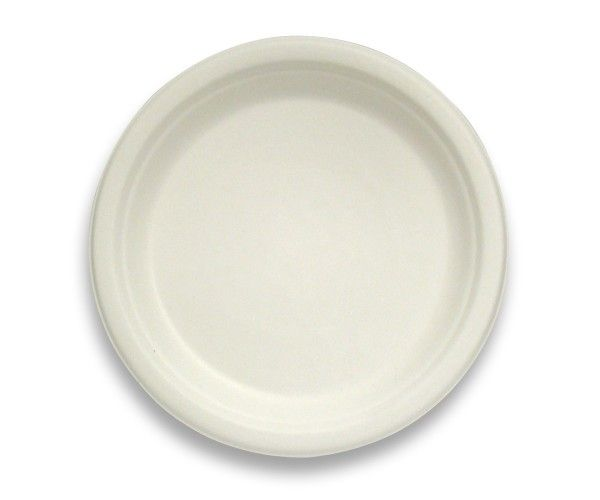 "Shop 9 Plate Hotel Supplies Bio Products lbs Online At Ramayan Supply. 9"" Bio-Based Plate Made from Sugarcane Bagasse   9"" Plate , Bio Products, Hotel Bio Products, Hotel supplies"