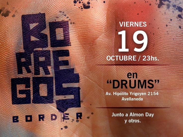 Borregos en Drums!
