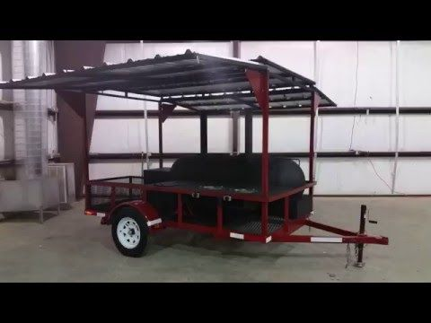 how to build a food trailer