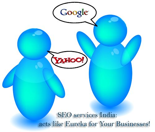 SEO services India: acts like Eureka for Your Businesses!