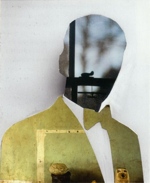 Melinda Gibson, Photomontage XVI, (taken from pages 133, 169, 196) 2009–11