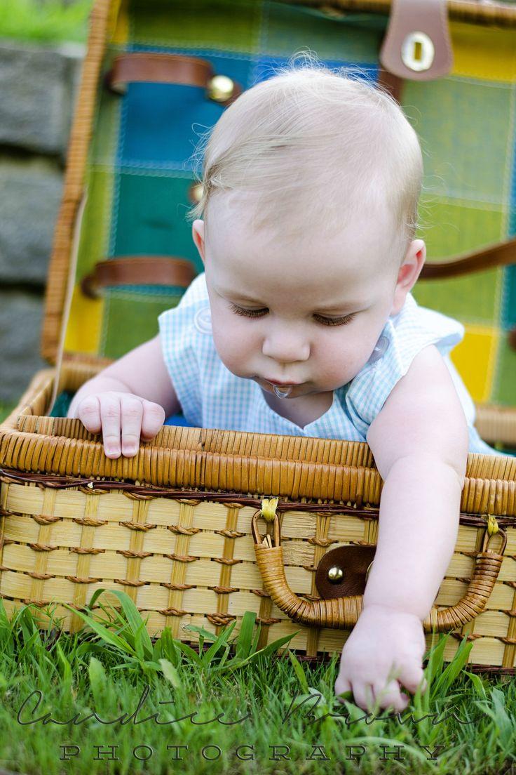#babyboyideas #picnictheme #firsttouchofgrass