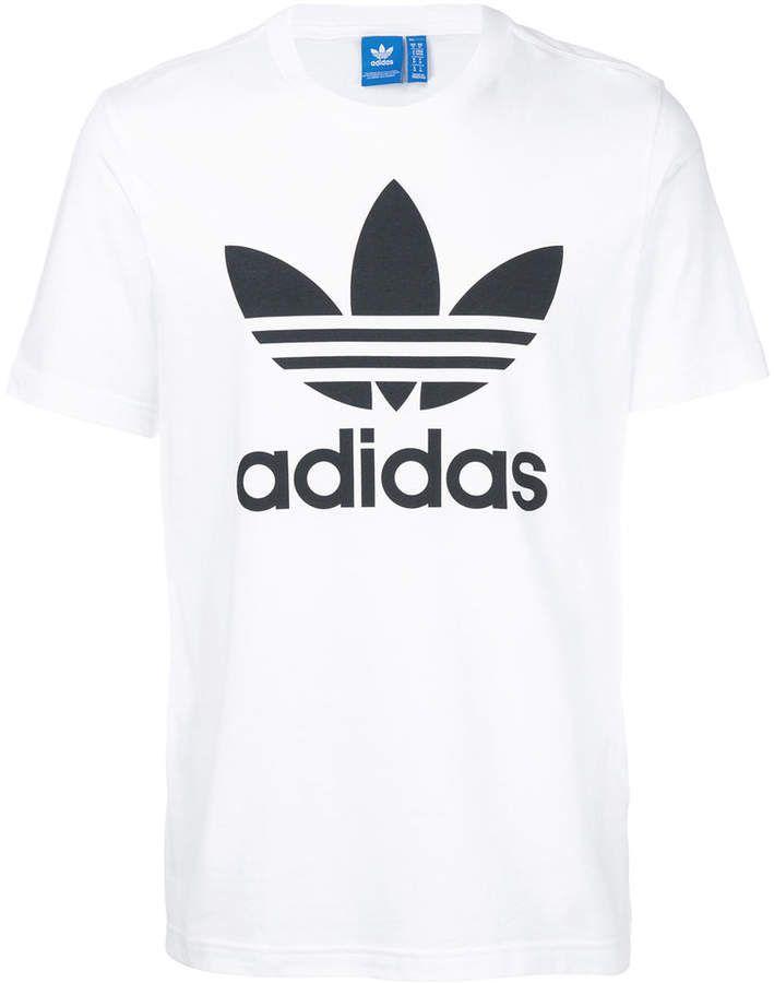 adidas Original Trefoil t-shirt | Adidas shirt women, Adidas ...