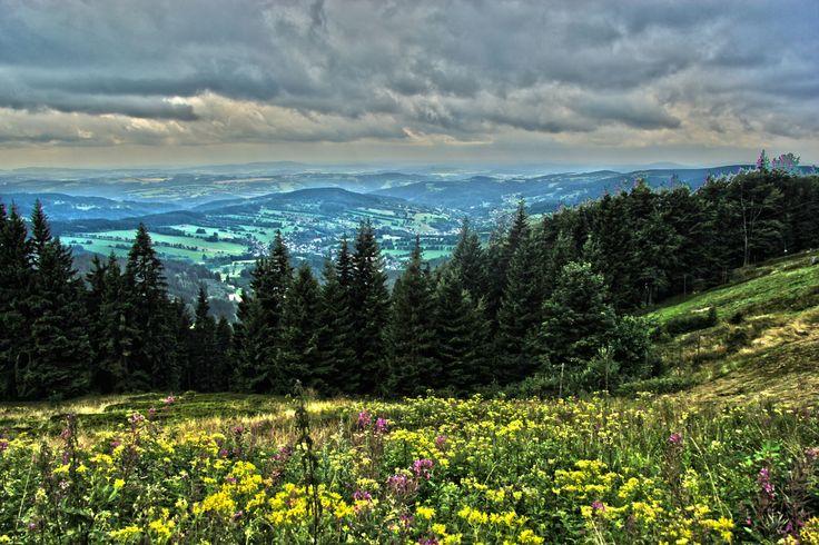 Krkonoše, Rokytnice nad Jizerou, Czech republic
