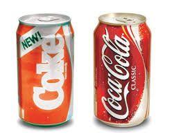 Ley de la singularidad  La historia demuestra que lo único que funciona en marketing es un golpe audaz y  único, es decir, sólo una jugada producirá resultados sustanciales. Coca Cola está  presente con Classic y New Coke: la primera se ha fortalecido, mientras que la  segunda apenas sobrevive