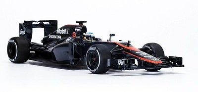 Racing-Other 2875: Fernando Alonso Mclaren Honda 1:18Th 2015 -> BUY IT NOW ONLY: $199 on eBay!