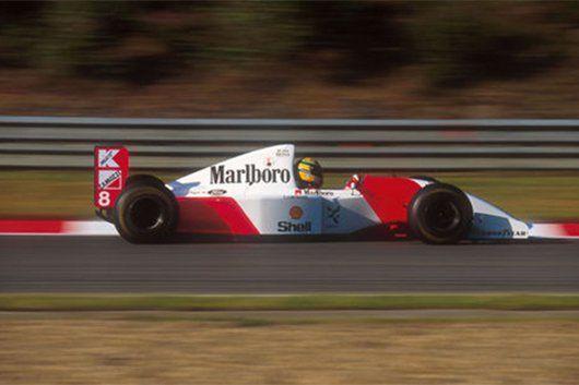 McLarenMP4/8