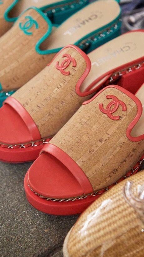d6977d2b3342 Chanel Beach Shoes