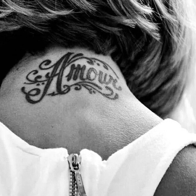 #amour #tattoo
