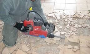 Tile removal service perth from ggasbestos contractors.