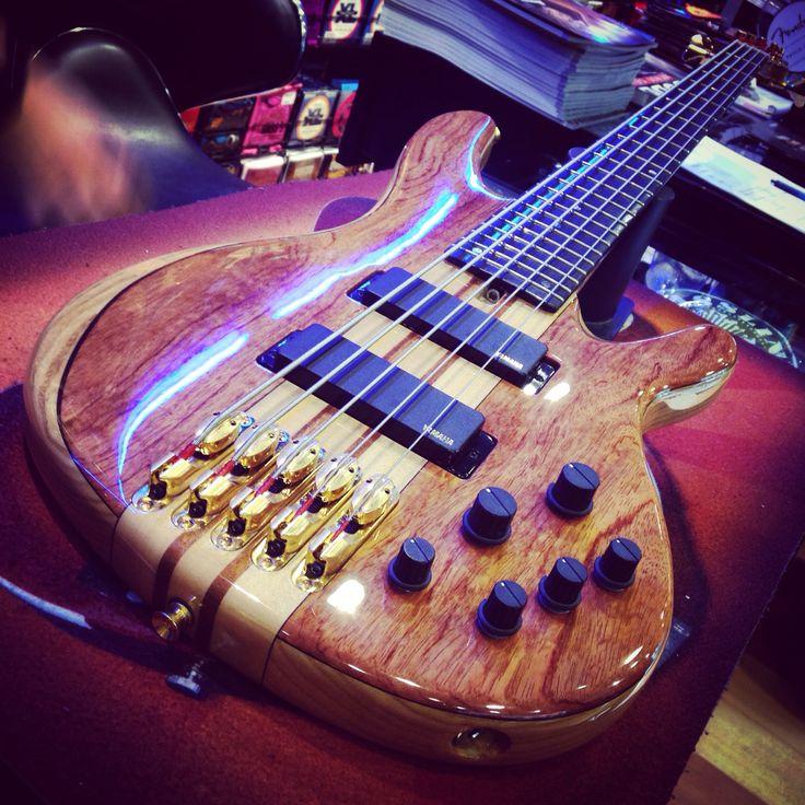 Yamaha TRB 5 P II Bubinga bye bye! #trb5p #bassguitar #5strings #bubinga #bassline