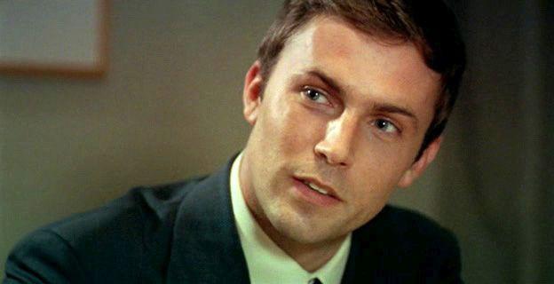 Desmond Harrington AKA Det. Joey Quinn from Dexter