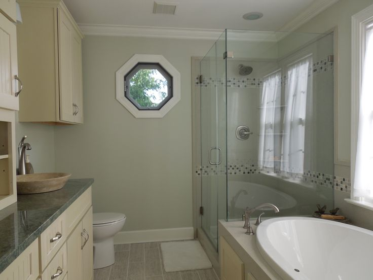 71 best bathroom transformations images on pinterest Bathroom remodel durham nc