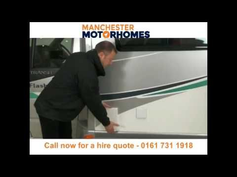 Motorhome hire and campervan rental Manchester - Call 0161 731 1918