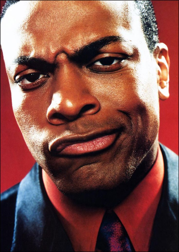 "Chris Tucker  : "" One of my .. overall , favorites ! .. and , he's still learning the business .. as well as , his trade ! """