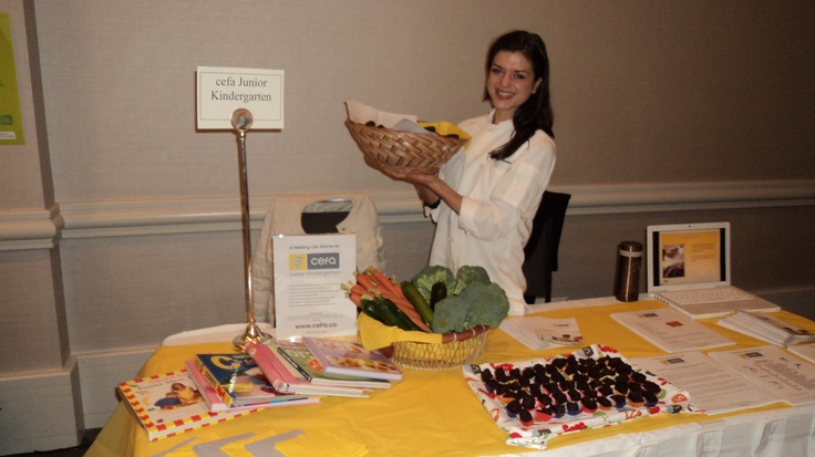 Me at the Wellness fare for cefa. I made my vegan brownies and everyone loved them and my display
