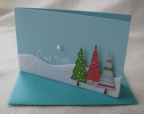 CartoScrap - Le Blog - Novembre 2009 : La carterie de Noël de L@ure