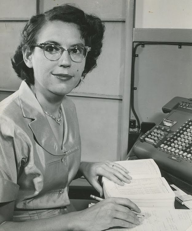 Mary Sherman Morgan (1921–2004) was a rocket scientist (!). She invented the liquid fuel Hydyne in 1957, which went on to power the U.S.'s Jupiter-C rocket. | 34 American Lady Scientists Who Changed The World