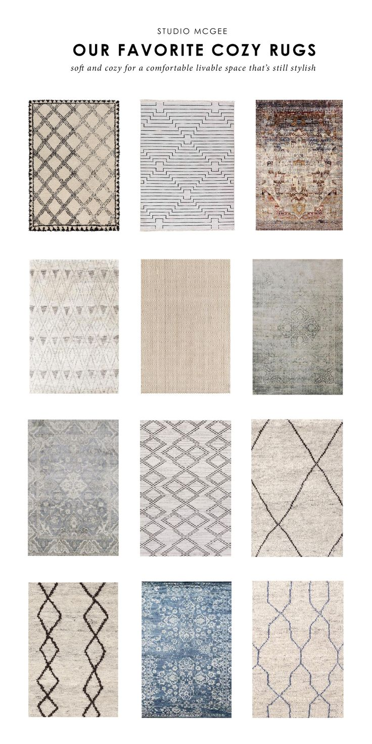 Ask Studio Mcgee Our Favorite Cozy Rugs