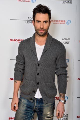 Adam Levine Fashion July 2017