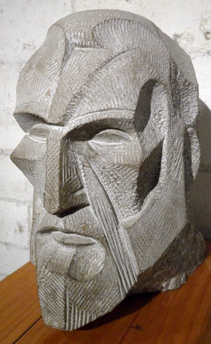 Antoni Gaudi we're all familiar w/the fantastic buildings, who knew he did semi-realistic sculpture??