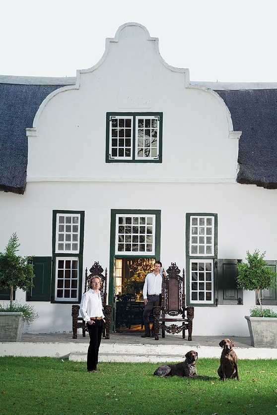 CHAP 14: I accidentaly stumbed on this picture on Pinterest trying to find something different but this Cape Dutch architecture is one in a million!! I just love everything about it; the symmetry, and the parapet gabled roof.
