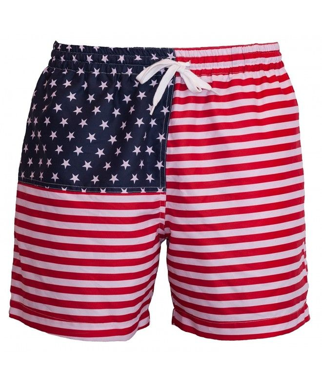 Men S Usa American Flag Swim Trunks Quick Dry Beach Board Shorts American Flag Ct18c50wta5 Mens Outfits Board Shorts Skinny Jeans Boys