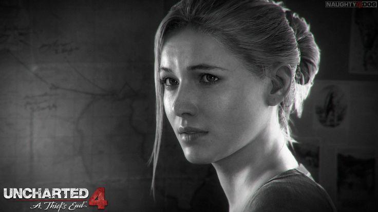 Elena-Uncharted 4, Soa Lee on ArtStation at https://www.artstation.com/artwork/oZkxz