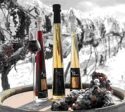 Icewine is a rare dessert wine produced from the juice of naturally frozen grapes that have been picked in the middle of a cold Canadian winter. The Niagara Peninsula is the only place in the world where every single year the summers are so warm we can grow fine wine grapes, but the winters are cold enough to make Icewine.