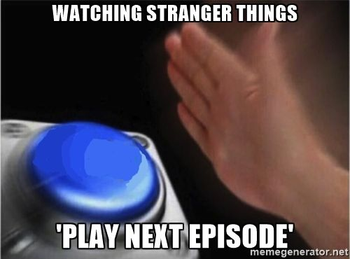 AMEN NETFLIX COME ON PICK UP YOUR GAME BRING ELEVEN BACK