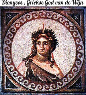 Dionysos, God van de Wijn, en dus een 'doe' vakantie op Kreta, namelijk wijnen proeven en olijfolies proeven, adressen en websites staan er bij voor de voorbereiding
