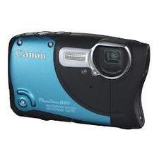 Aparat foto Compact Canon PowerShot D20 Waterproof