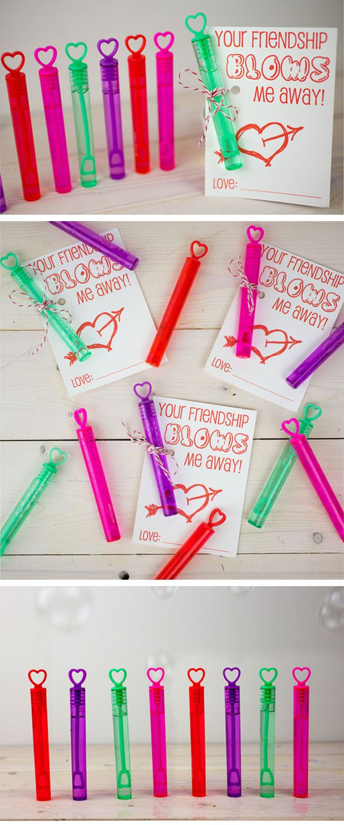 115 best images about Valentines for Kids to Make and Give on – Diy Kid Valentine Cards