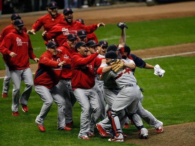 STL Cardinals, World Series Game 6, 2011
