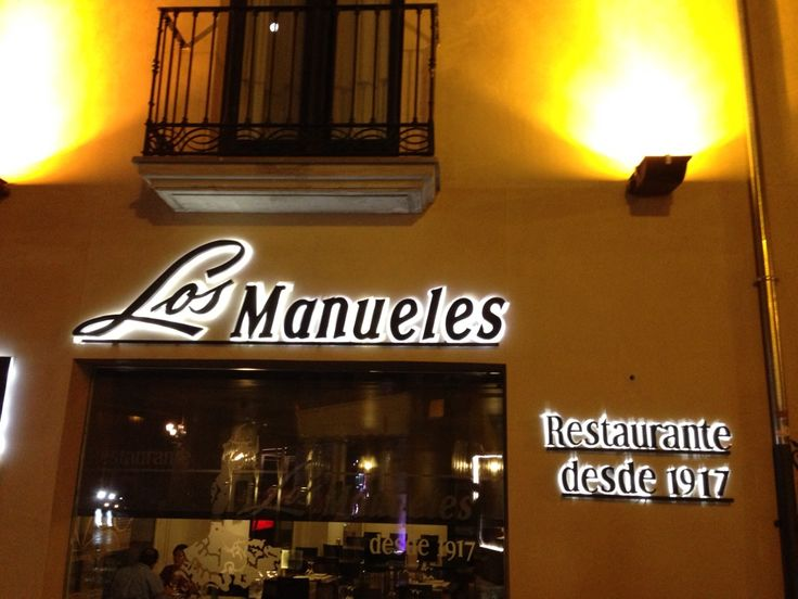 Restaurante Los Manueles en Granada, Andalucía