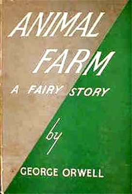 """a satire of the human nature in animal farm by george orwell Reality in george orwell's """"animal farm"""" essay from engl 3104 at university of   it's a satire of totalitarian governments in many of their aspects  eng101w ( nature of humans essay) simon fraser university eng 101w - fall 2014."""