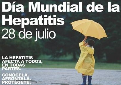 Jornada gratuita de prevención y detección de hepatitis en Constitución #DetectarParaCurar   En el marco del Día Mundial de Lucha contra las Hepatitis Virales que se conmemora el viernes 28 de julio la Asociación Argentina para el Estudio de las Enfermedades del Hígado (AAEEH) remarca la necesidad de trabajar sobre la concientización y detección de la hepatitis C una enfermedad que padecen 400 mil argentinos pero que entre 6 y 7 de cada 10 de ellos todavía lo ignoran. Estamos hablando del…