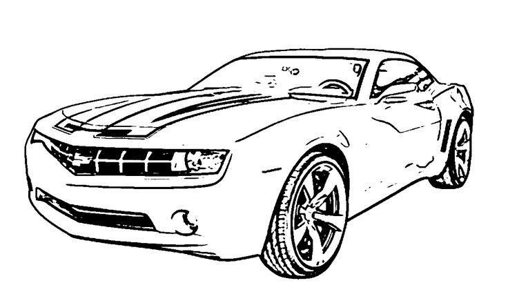 Chevy Camaro Coloring Pages Cars Coloring Pages Chevy Camaro Art Camaro Art