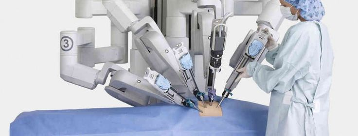 Robotic Surgery at Kumar Urology