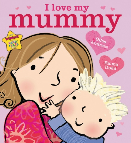 I love my mummy very much,   She's great to cuddle, soft to touch!     Bestselling author Giles Andreae and popular illustrator Emma Dodd celebrate the special bond between mother and child in this joyful rhyming text. Portrayed with humour and charm, this is a book to be loved and shared time and again.