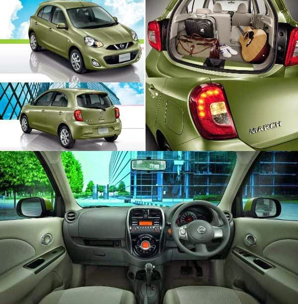 WWW.TRUSTREVIEW.TK - The Latest Product News and Reviews: Nissan March 1.5 Liter 2014